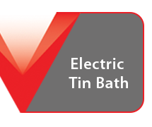 Steel Elctric Tin Bath