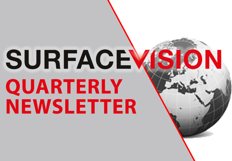 AMETEK Surface Vision Quarterly Newsletter Summer 2019