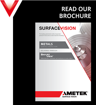 BROCHURE - METALS SURFACE INSPECTION