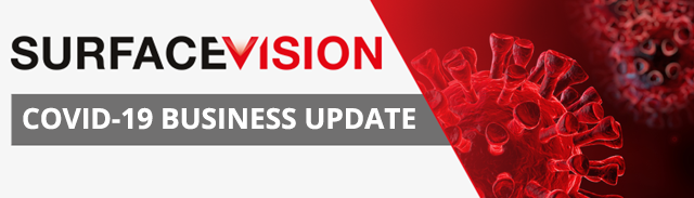 AMETEK Surface Vision COVID-19 Business Update